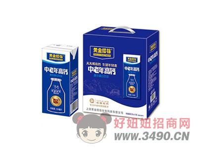 �S金搭�n中老年高�}�秃系鞍罪�品250mlX12盒(�M合)