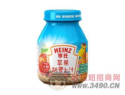 亨氏苹果胡萝卜汁