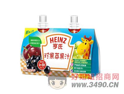 亨氏珍果萃果汁
