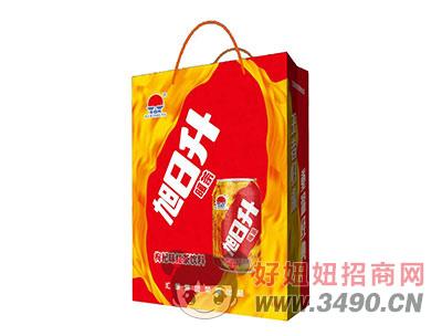 旭日升枸杞味红茶饮料礼盒
