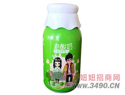 慢畅原味老酸奶lehu国际app下载350ml