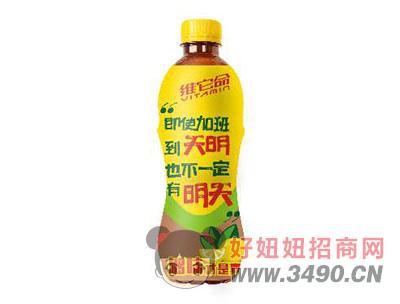 恒爱维它命柠檬茶500ml(天明)