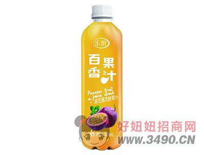 乐朋百香果汁480ml