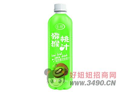 乐朋猕猴桃汁480ml