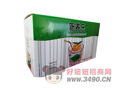 新养乐高端奶昔系列乳饮品340gX10瓶箱装
