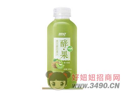 明好酵果猕猴桃果汁饮料450ml