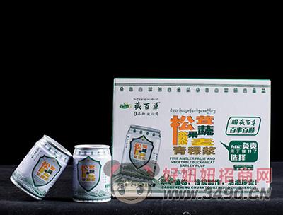 藏百草青稞浆无糖原味礼盒