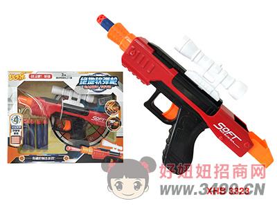 优卡乐绝地软弹枪儿童玩具