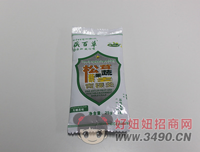 藏百草青稞羹无糖原味25g