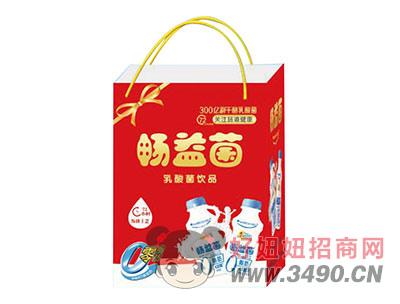 �骋婢�乳酸菌�品340mlx12手提袋
