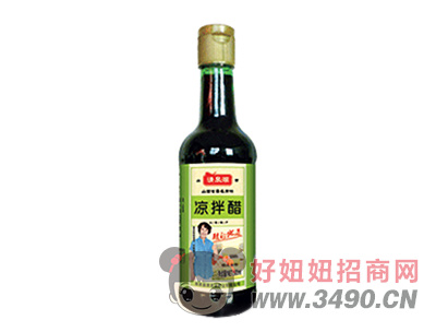 清泉湖凉拌醋500ml