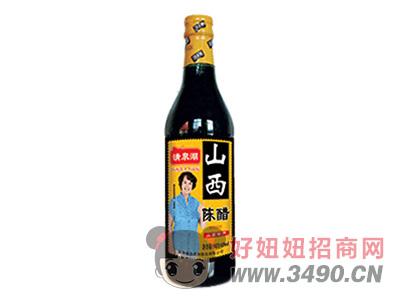 清泉湖山西陈醋420ml