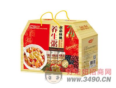 浩明猴菇核桃养生粥1X5X6罐