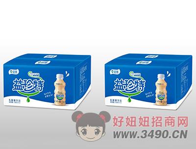 珍摇益珍特乳酸菌饮品338mlX12