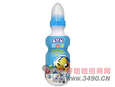 宝贝星钙铁锌乳酸菌lehu国际app下载200ml