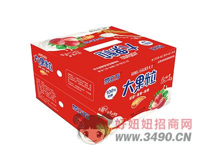 梦立方大果粒草莓+燕麦+酸奶