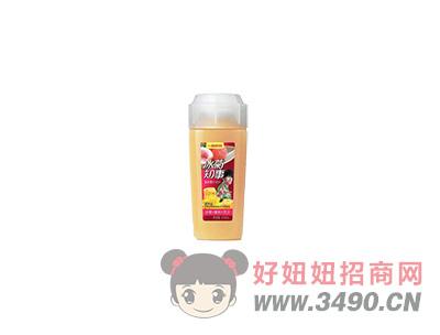 冰菊知事复合果汁饮料冰菊+蜜桃+芝士