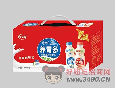 合益优养胃多乳酸菌风味饮品