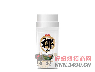 椰汁380克