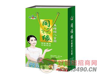 同福缘木糖醇八宝粥礼盒1
