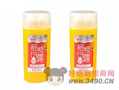 维他星杨枝甘露发酵型复合果汁饮料388ml瓶装