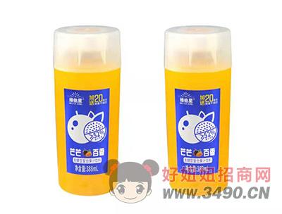 维他星芒芒百香发酵型复合果汁饮料388ml瓶装