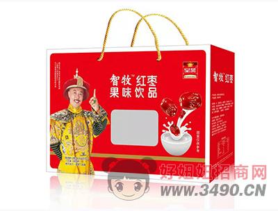 智牧红枣果味饮品礼盒装