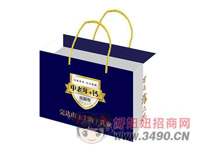 中老年+钙低糖型礼盒装