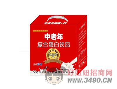中老年复合蛋白饮品-(3)