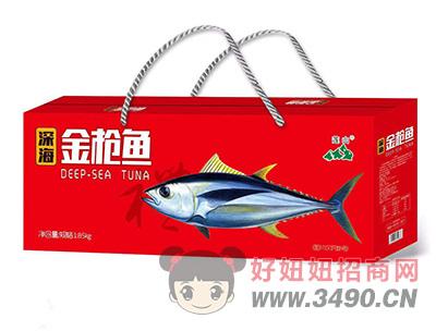莲山深海金枪鱼