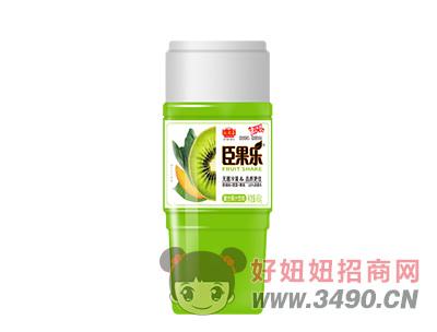 红双喜臣果乐猕猴桃+蔬菜+黄桃复合果汁饮料