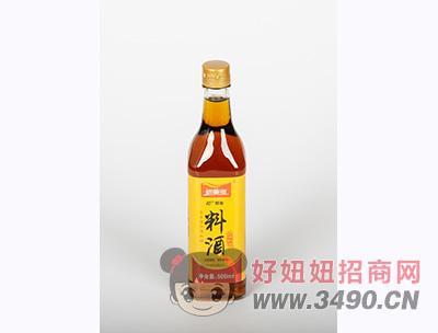 裕美源料酒500ml