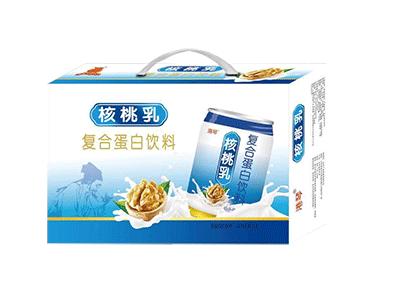 核桃乳复合蛋白饮料箱装