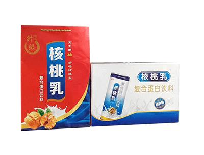核桃乳复合蛋白饮料箱装尊享版