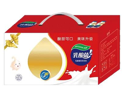 乳酸菌风味饮料箱装