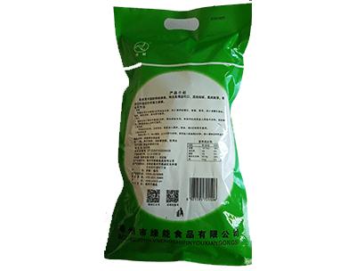 绿能养生粉皮背面