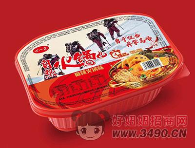 心一众自热火锅麻辣味净含量270g