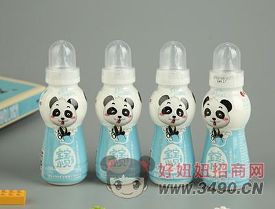 宝宝小贝原味乳饮品200mlx4瓶
