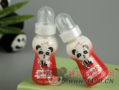 小小贝红枣味乳饮品瓶装110ml