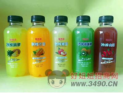 冷榨果汁400ml