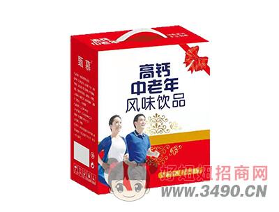 高钙中老年风味lehu国际app下载