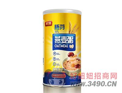 欣客胚芽燕麦粥罐装320g
