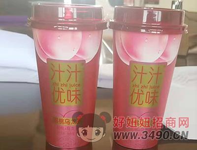 汁汁优味蜜桃乌龙茶