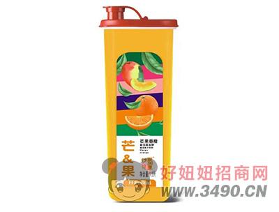 芒果香橙1.5L