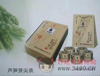巨鑫源芦笋芽尖茶25g 5盒