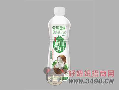 全球��果�r榨椰子汁植物蛋白�料