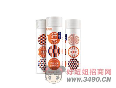 自然多醇香发酵红茶饮料450ml