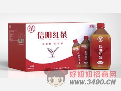 茶能信阳红茶