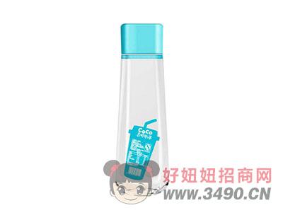 仲景药业CoCo透明奶茶320ml(背面)