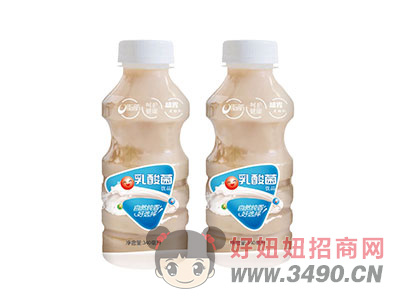 肠胃乳酸菌lehu国际app下载自然纯香好选择340ml